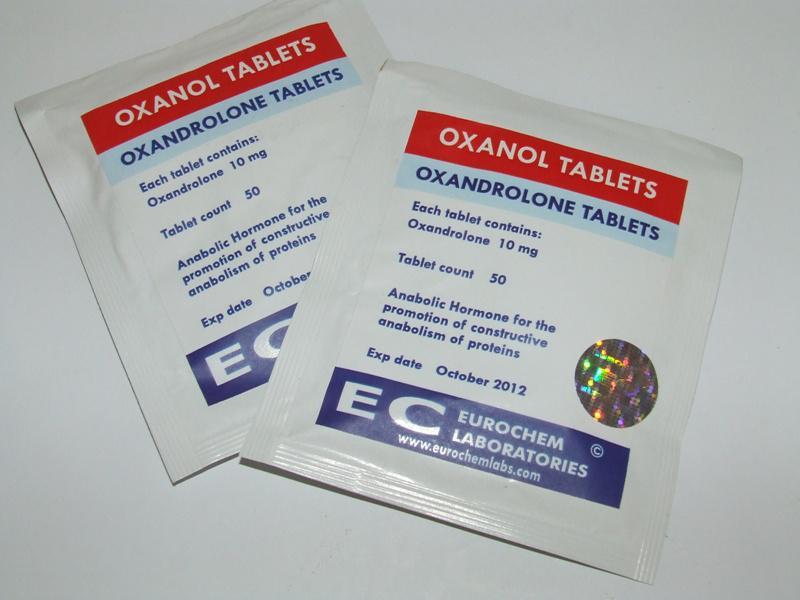 co je oxandrolone